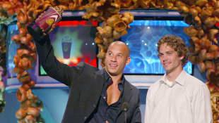 Paul Walker Vin Diesel