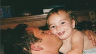Paul Walker und Tochter Meadow