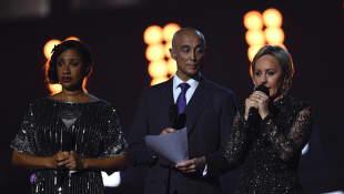 Pepsi, Andrew Ridgeley und Shirlie