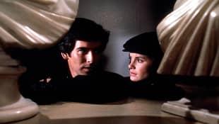 Pierce Brosnan und Stephanie Zimbalist