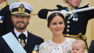 Prinz Carl-Philip, Prinzessin Sofia und Prinz Alexander