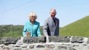 Prinz Charles und Camilla in Wales