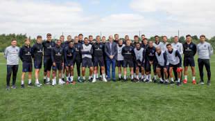 Prinz William Fußballnationalmannschaft England