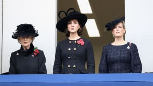 Prinzessin Alexandra, Herzogin Kate und Sophie, Countess of Wessex