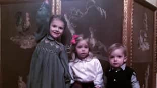 Prinzessin Estelle, Prinzessin Leonore und Prinz Nicolas sind zuckersüß