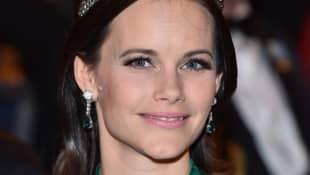 Prinzessin Sofia beim Nobelpreis Bankett