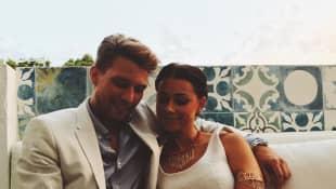 Raul Richter und Jessica