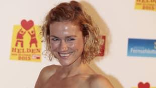 Rhea Harder spielte 1996 bei GZSZ mit