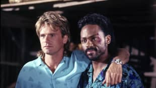 Richard Dean Anderson MacGyver Richard Lawson Serie