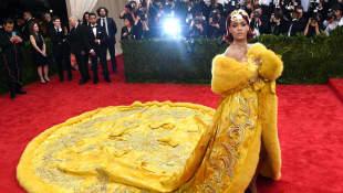 Rihanna auf der Met Gala 2015
