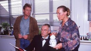 Robert Atzorn, Charles Brauer und Ingrid van Bergen