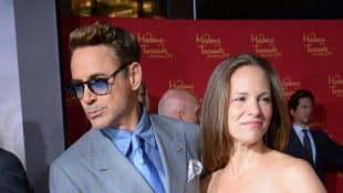 Robert Downey Jr. und Susan Downey