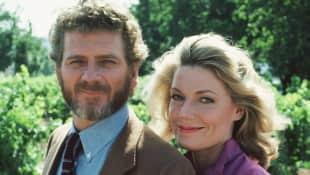 Robert Foxworth und Susan Sullivan