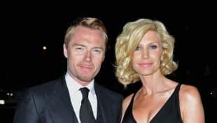 Ronan Keating und seine Ex-Frau Yvonne