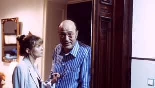 Roswitha Schreiner und Manfred Krug