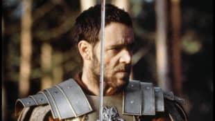 "Russel Crowe in ""Gladiator"""