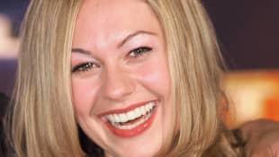 """""""Grill den Henssler""""-Moderatorin Ruth Moschner im Alter von 24 Jahren"""