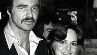 Sally Field und Burt Reynolds