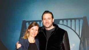 Sascha und seine Freundin Jenny