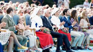 Schwedische Königsfamilie