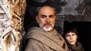 Sean Connery und Christian Slater