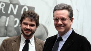 Sean Ferrer und Luca Dotti