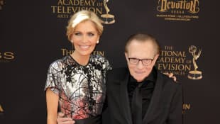 Shawn King ist die achte Ehefrau von Talklegende Larry King