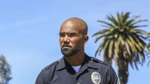 """Shemar Moore alias """"Hondo"""", CBS-Serie """"S.W.A.T."""""""