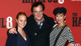 Sonja Gerhardt, Quentin Tarantino und Isabell Horn