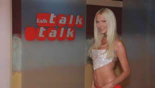 """Sonya Kraus bei """"talk talk talk"""""""