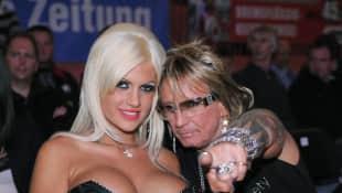Sophia Wollersheim und ihr Mann Bert Wollersheim im Jahr 2011