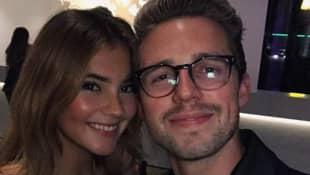 Stefanie Giesinger und Marcus Butler