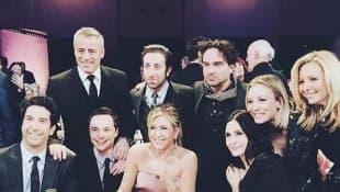 "TBBT-Stars und ""Friends""-Stars"