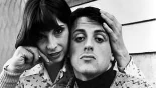 """Talia Shire und Sylvester Stallone in """"Rocky"""""""