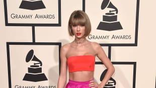 Taylor Swift bei den Grammys 2016