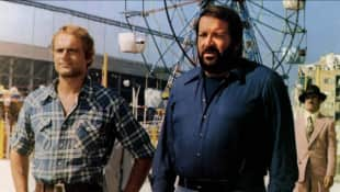 "Bud Spencer und Terence Hill in ""Zwei Missionare"""