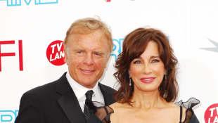 Terry Jastrow und Anne Archer