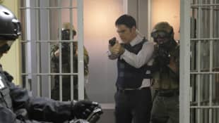 "Thomas Gibson in ""Criminal Minds"""