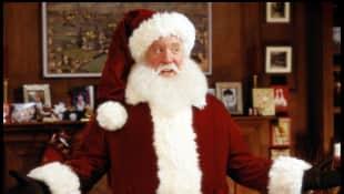 Tim Allen as Santa Clause