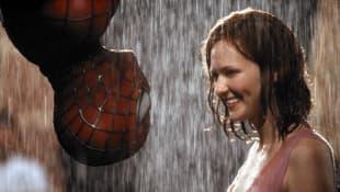 """Tobey Maguire und Kirsten Dunst in """"Spider-Man"""""""