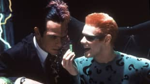 Tommy Lee Jones und Jim Carrey