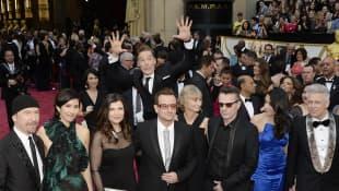 U2 und Benedict Cumberbatch
