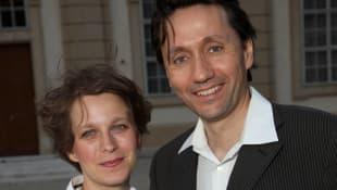 Ulrich Reinthaller und Barbara Pachl-Eberhart