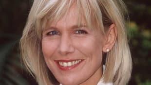 Ulrike von der Groeben zu Beginn ihrer Karriere