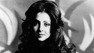 Vicky Leandros in den Siebzigern