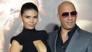 Vin Diesel und Paloma Jiménez