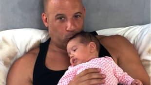 Vin Diesel und Pauline