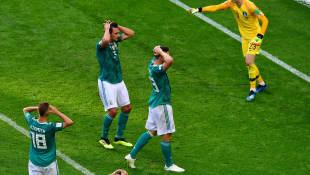 Die deutsche Nationalmannschaft reagiert auf das WM-Aus