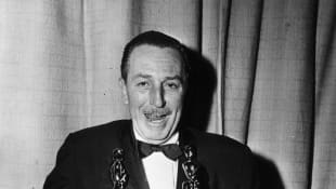 Walt Disney räumte bei der Oscar-Verlelihung 1954 ab
