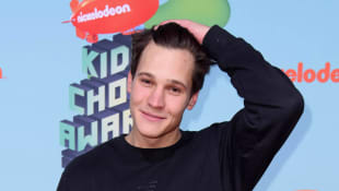Wincent Weiss bei den Nickelodeon Kids Choice Awards 2019